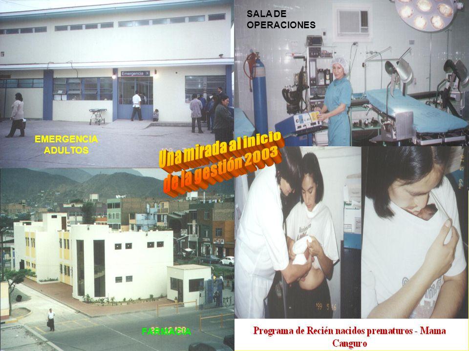 Una mirada al inicio de la gestión 2003