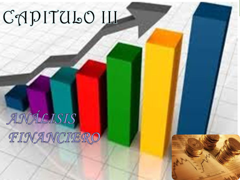 CAPITULO III ANÁLISIS FINANCIERO
