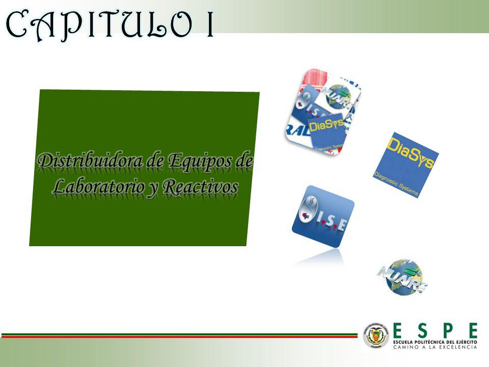 Distribuidora de Equipos de Laboratorio y Reactivos
