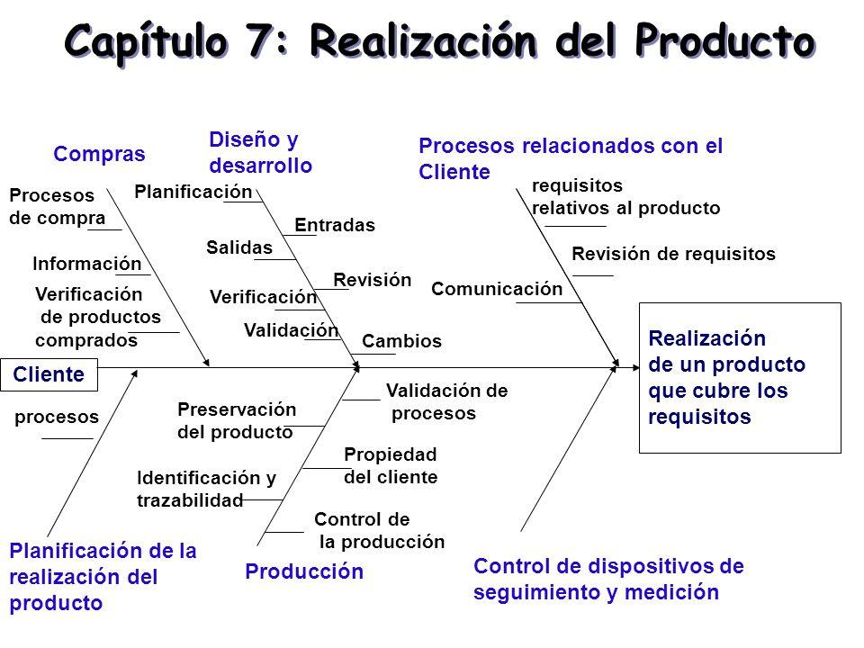 Capítulo 7: Realización del Producto