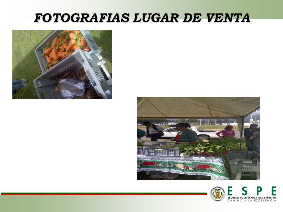 FOTOGRAFIAS LUGAR DE VENTA
