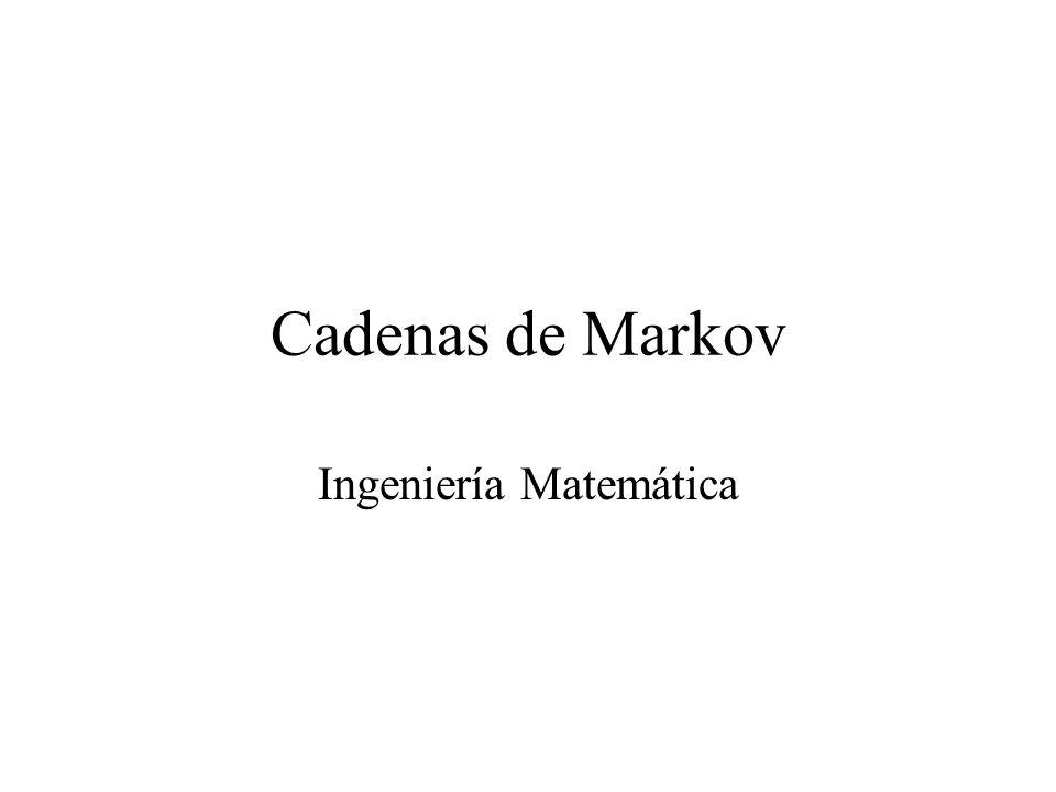 Ingeniería Matemática