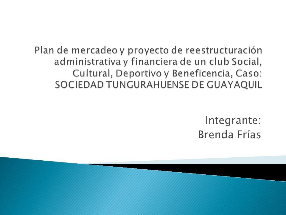 Integrante: Brenda Frías