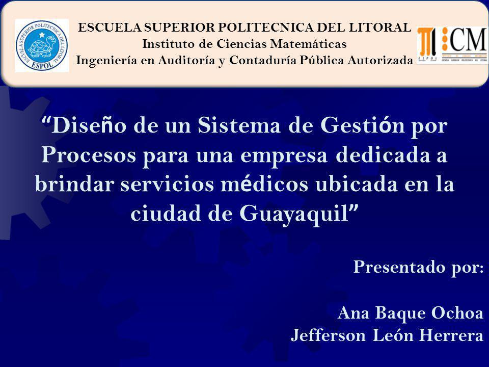 ESCUELA SUPERIOR POLITECNICA DEL LITORAL