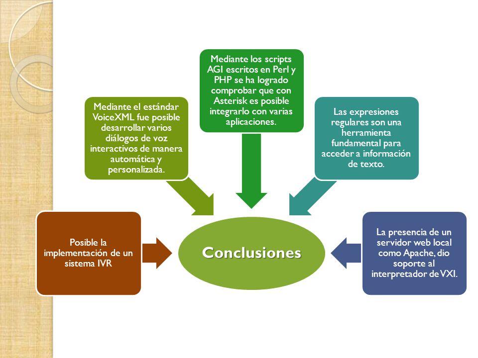 Posible la implementación de un sistema IVR