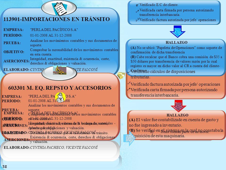 113901-IMPORTACIONES EN TRÁNSITO