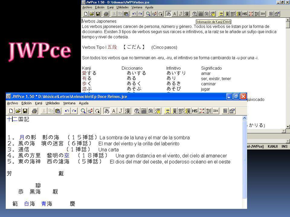 JWPce