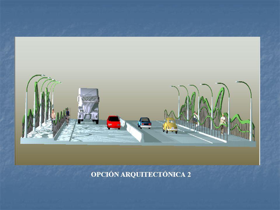OPCIÓN ARQUITECTÓNICA 2