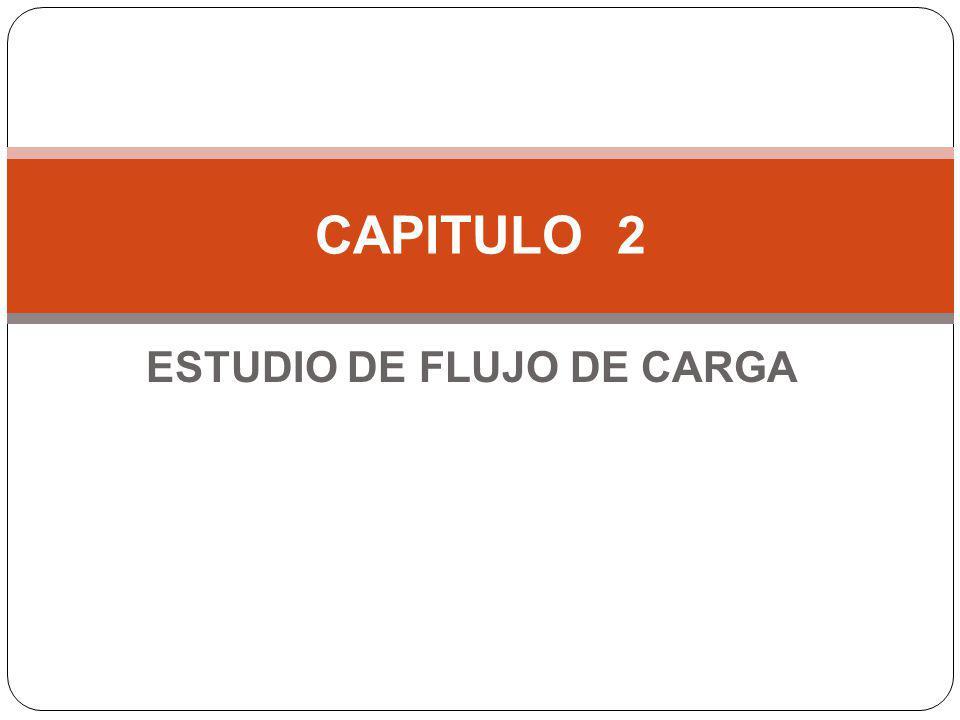 ESTUDIO DE FLUJO DE CARGA