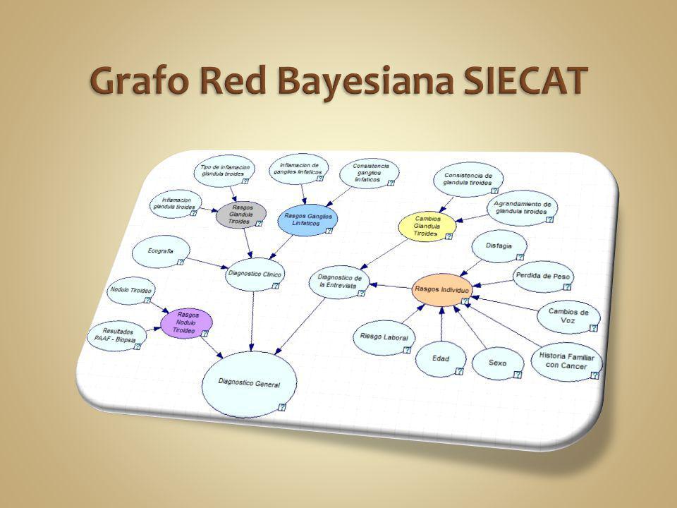 Grafo Red Bayesiana SIECAT