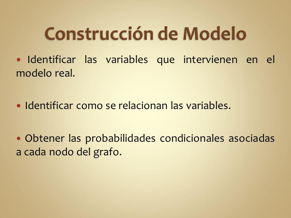 Construcción de Modelo