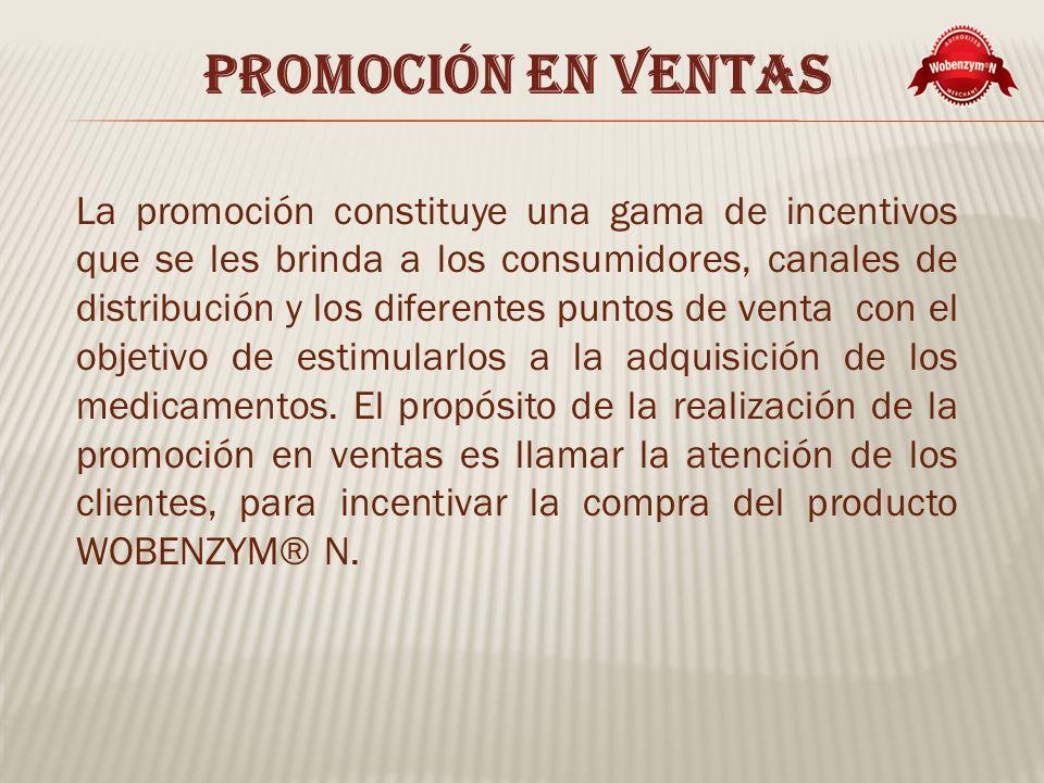 Promoción EN VENTAS