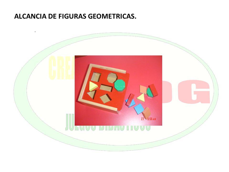 ALCANCIA DE FIGURAS GEOMETRICAS.