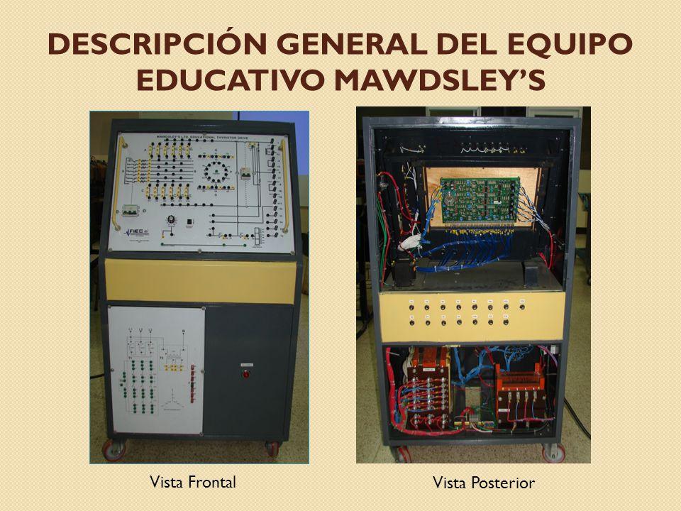 descripción general del equipo educativo mawdsley's