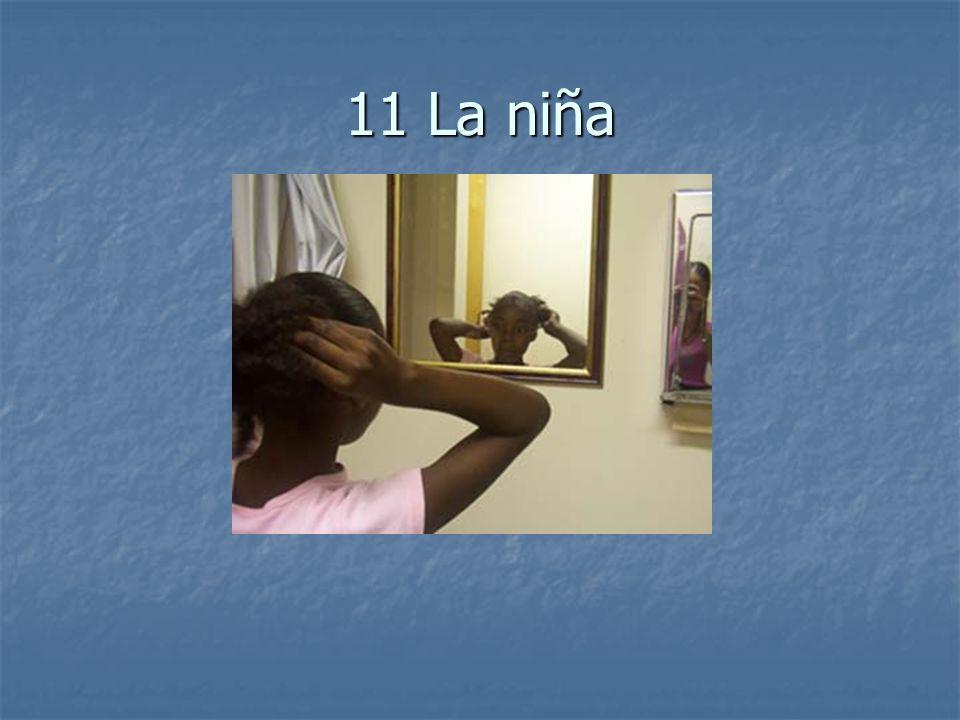 11 La niña
