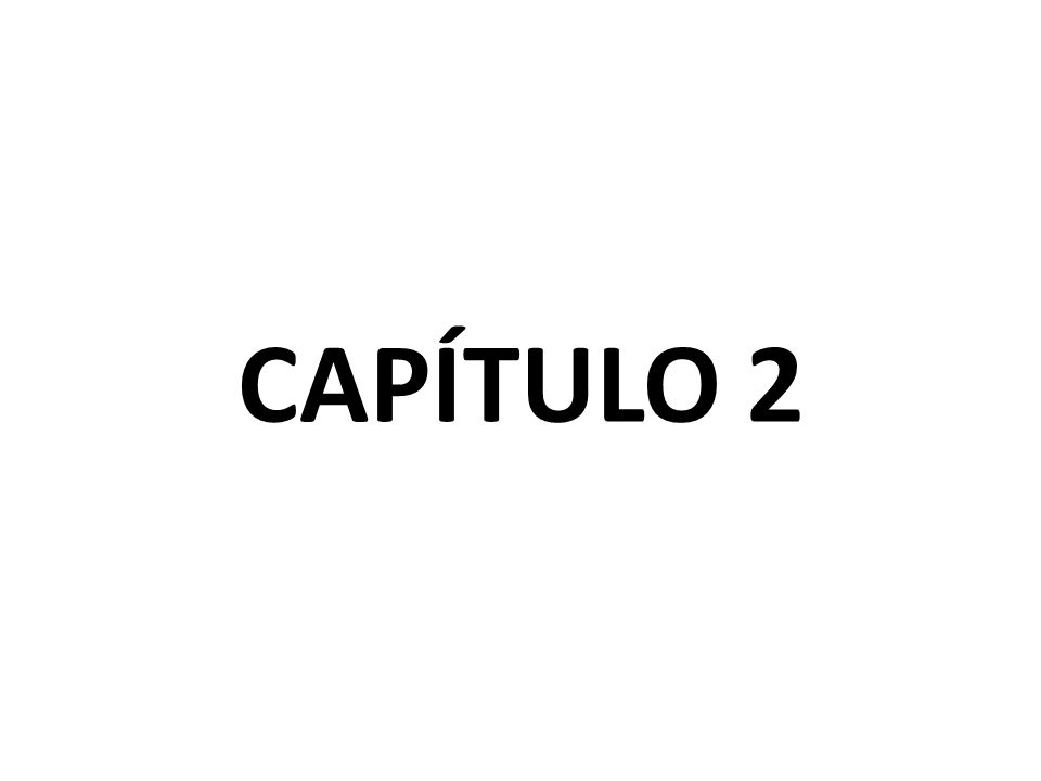 CAPÍTULO 2