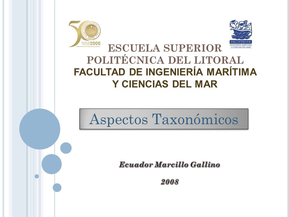 Ecuador Marcillo Gallino 2008