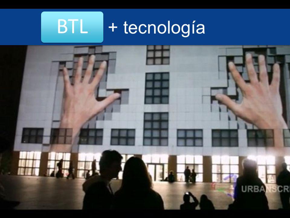 + tecnología BTL ¿Hacia donde va