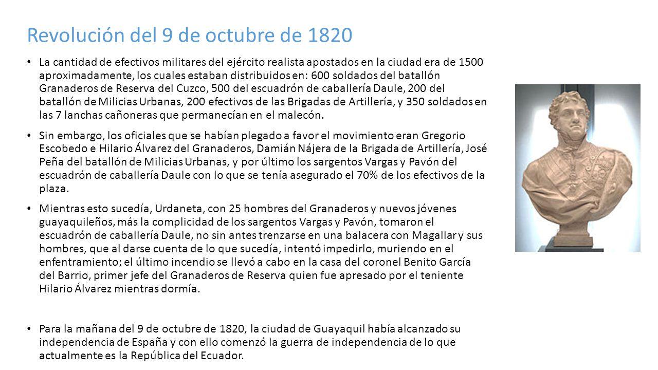 Revolución del 9 de octubre de 1820