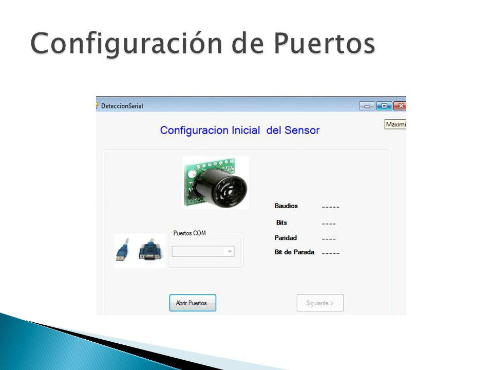 Configuración de Puertos