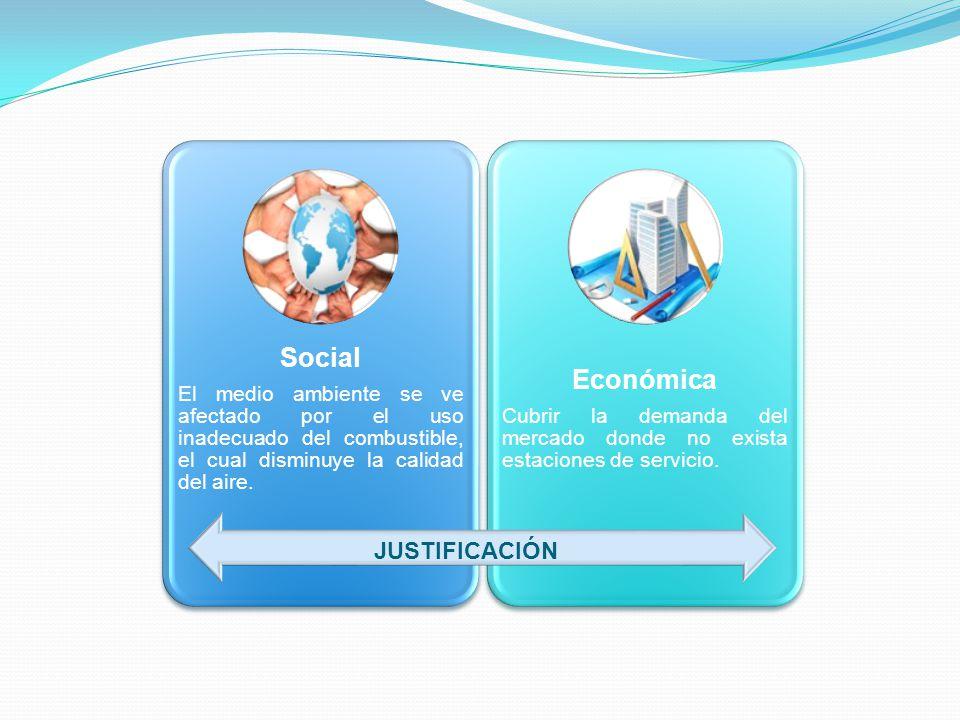 Social Económica JUSTIFICACIÓN
