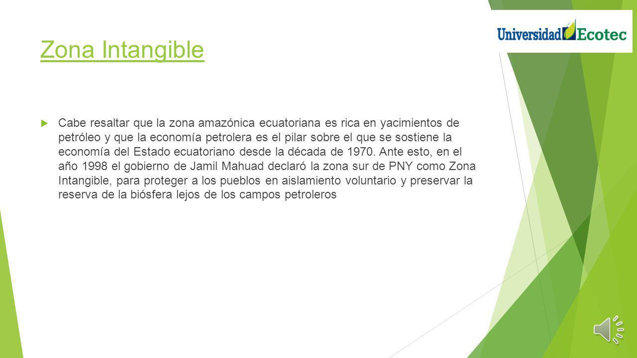Zona Intangible
