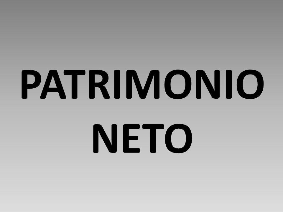 PATRIMONIO NETO