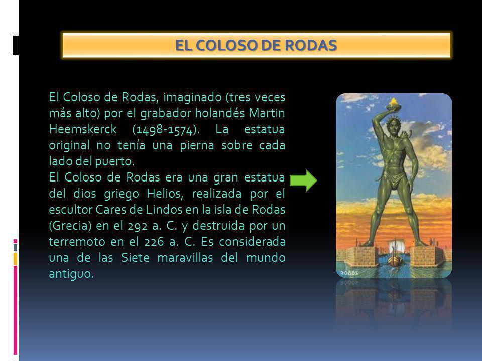 EL COLOSO DE RODAS