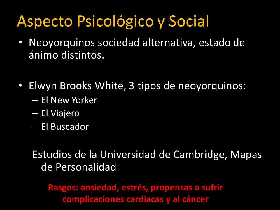 Aspecto Psicológico y Social