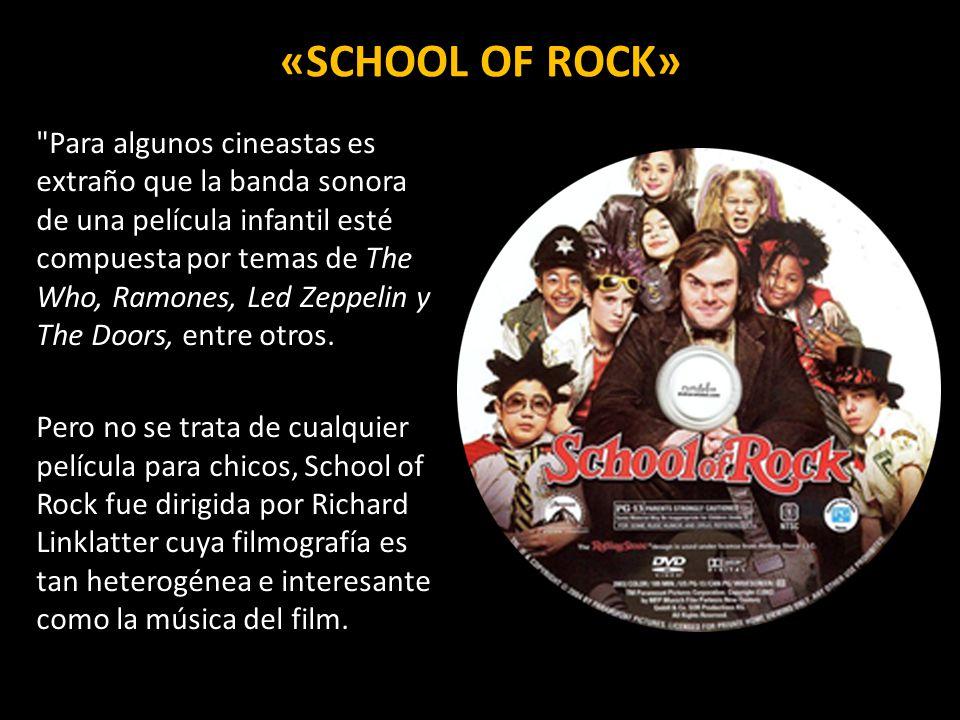 «SCHOOL OF ROCK»