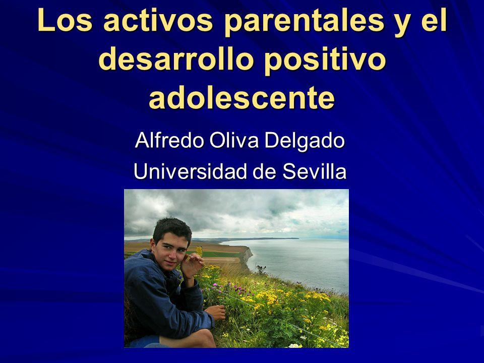 Los activos parentales y el desarrollo positivo adolescente