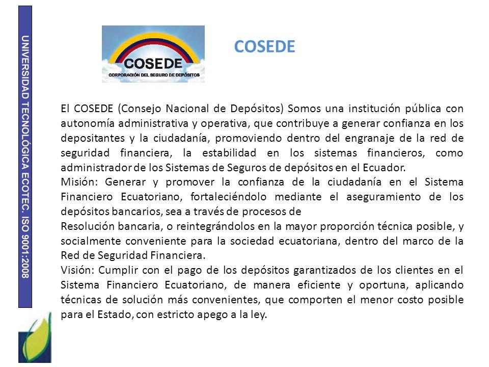 COSEDE