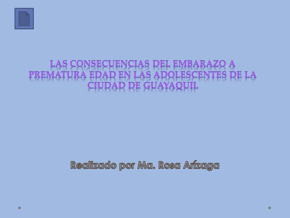 Realizado por Ma. Rosa Arízaga