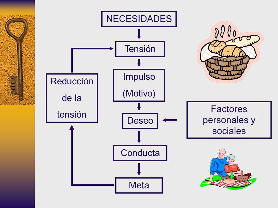Factores personales y sociales