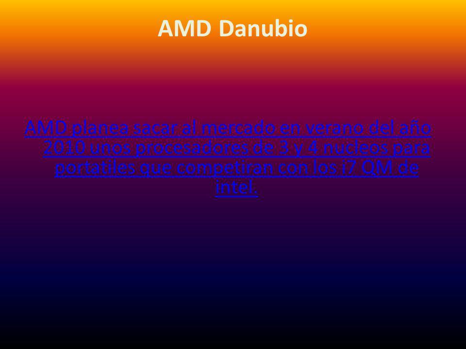 AMD Danubio