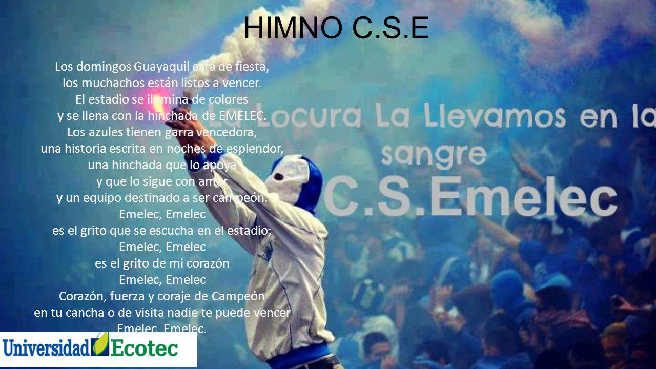 HIMNO C.S.E