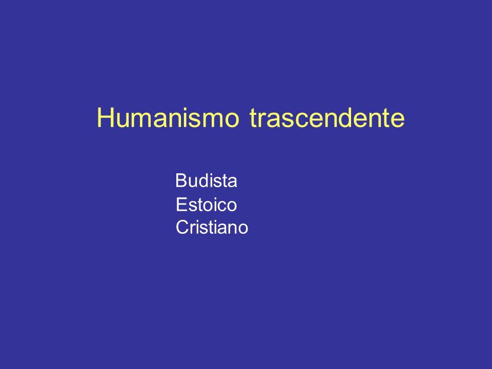 Humanismo trascendente