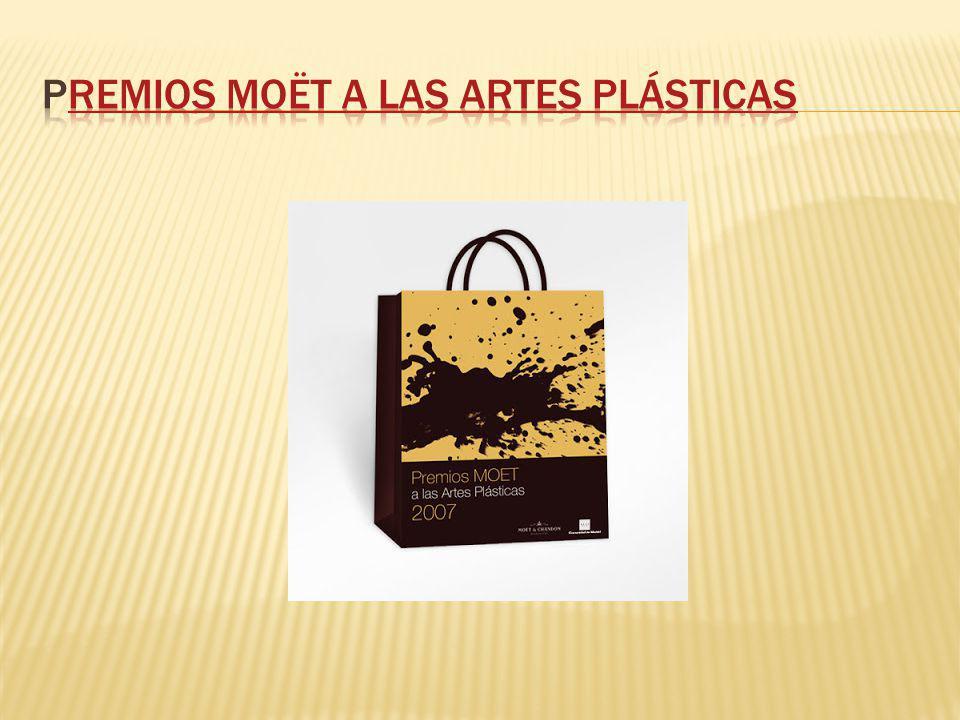 premios Moët a las Artes Plásticas