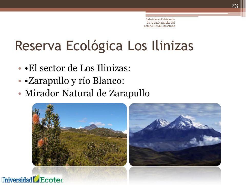 Reserva Ecológica Los Ilinizas