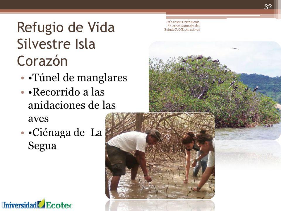 Refugio de Vida Silvestre Isla Corazón