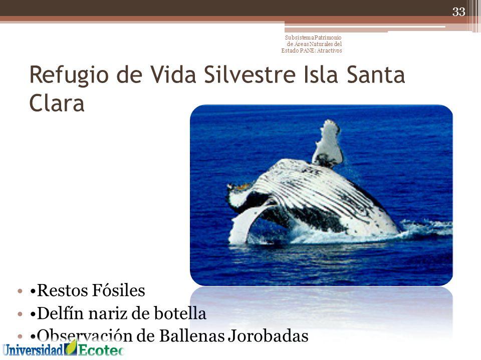 Refugio de Vida Silvestre Isla Santa Clara