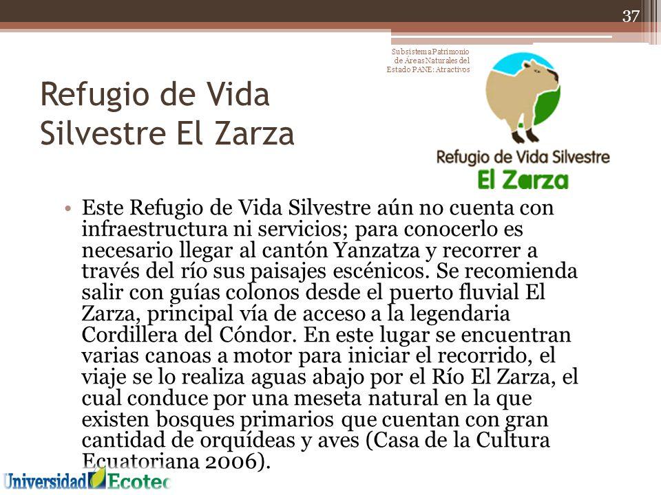 Refugio de Vida Silvestre El Zarza