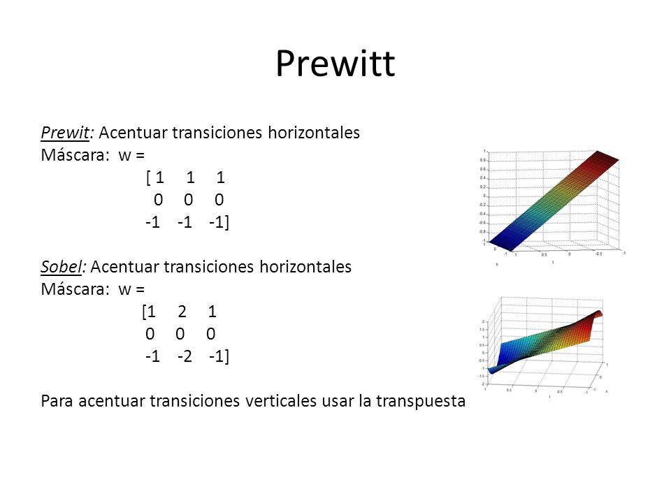 Prewitt