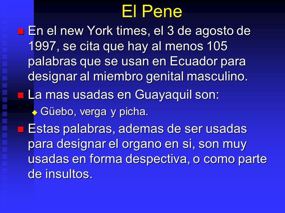 El Pene