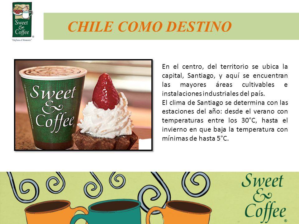 CHILE COMO DESTINO
