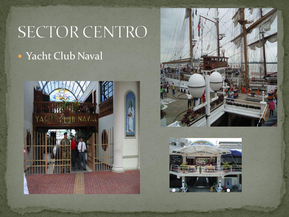 SECTOR CENTRO Yacht Club Naval