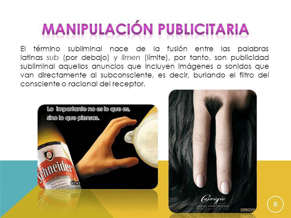 Manipulación publicitaria