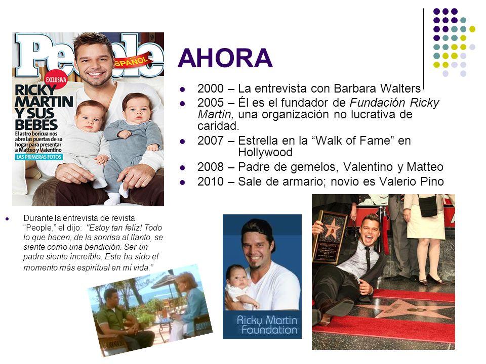 AHORA 2000 – La entrevista con Barbara Walters