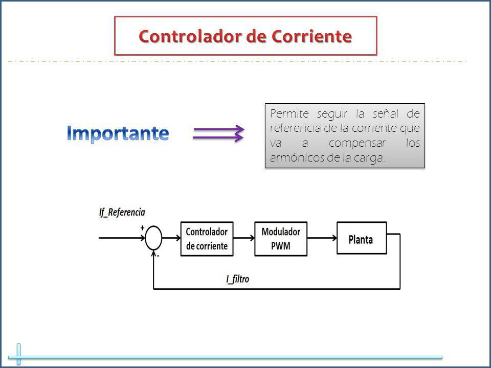 Controlador de Corriente