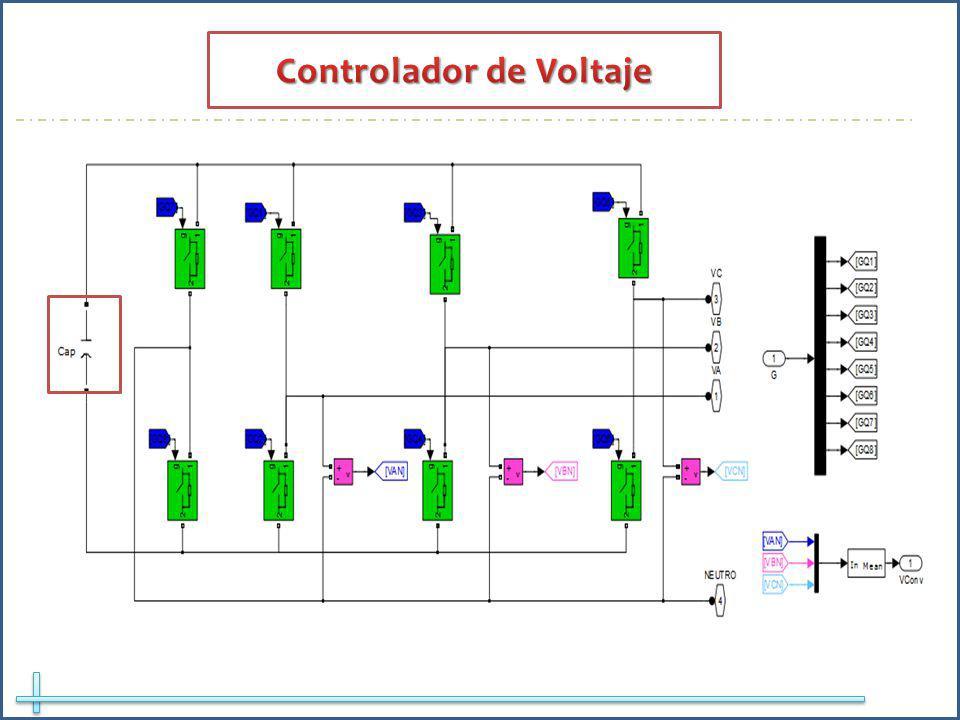 Controlador de Voltaje